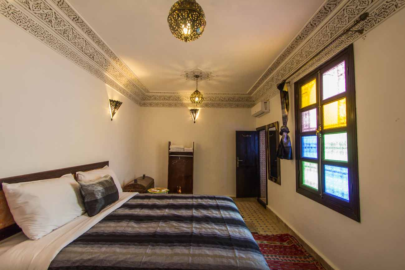 choose your room in fes
