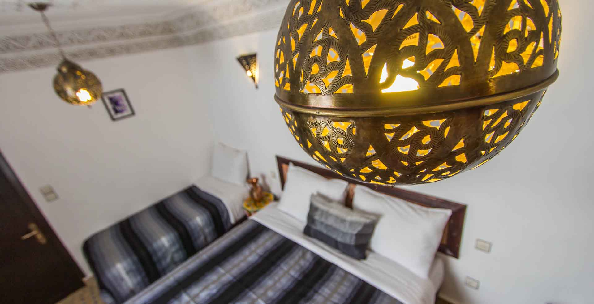 book your room at riad taha fes