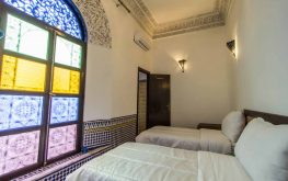 room at dar taha fes