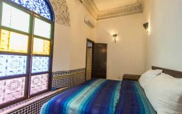 lodging in fes, riad taha
