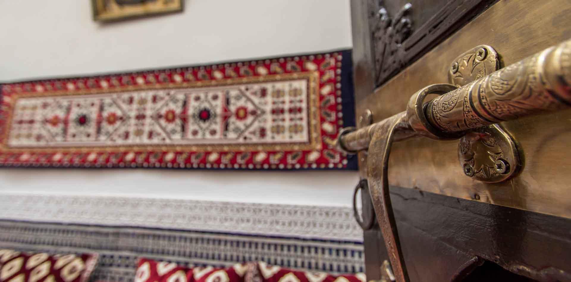 Riad taha fes, Morocco